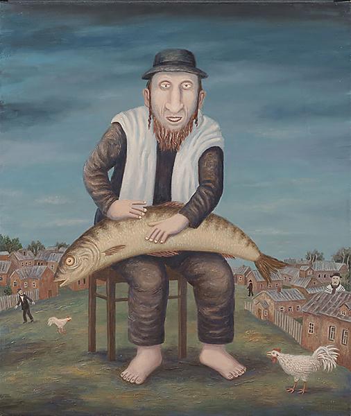 Большая рыба. 2013