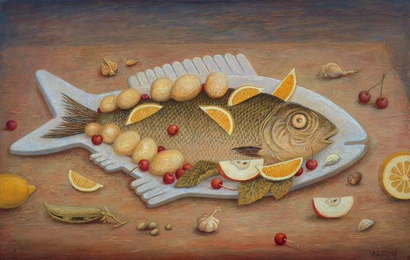 Рыба Фиш, 2001